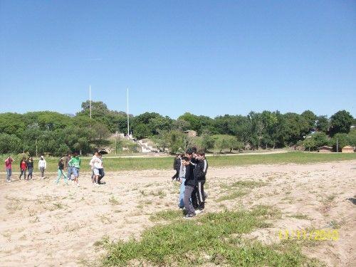 Fotolog de Escuela Agraria: Campamento En Vuelta De Obligado